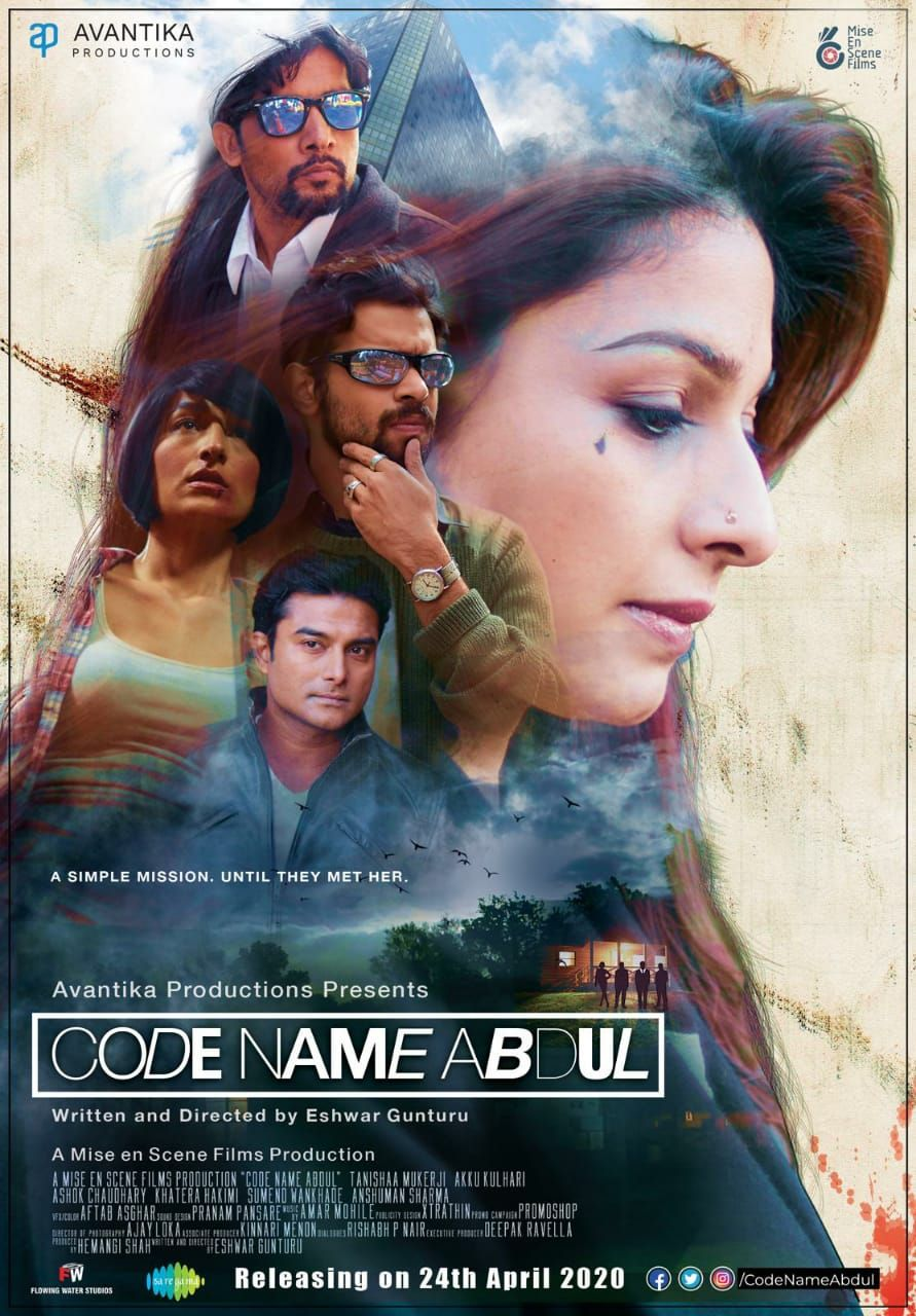 Code Name Abdul Bollywood Hindi Film