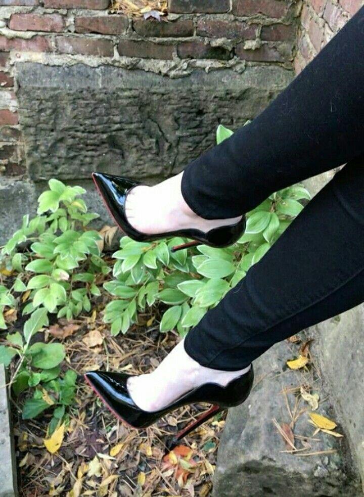 In HeelsHigh Feet HellsShoes Engineer HeelsBeautiful tsQrhd