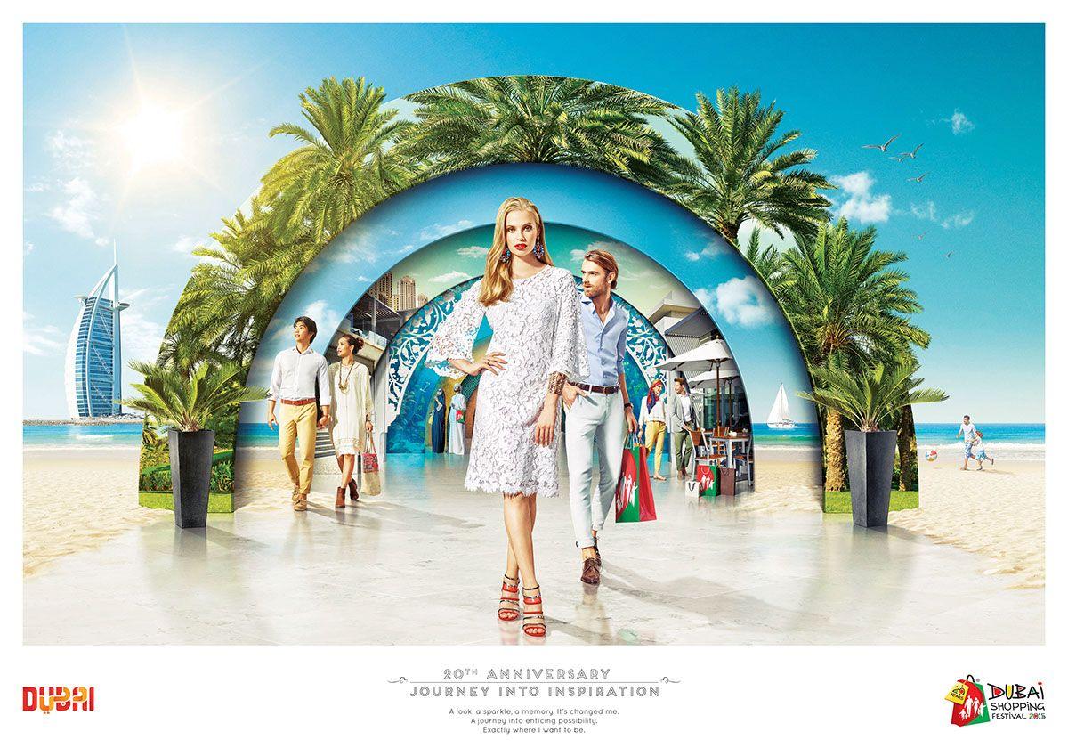 Dubai Tourism Ad