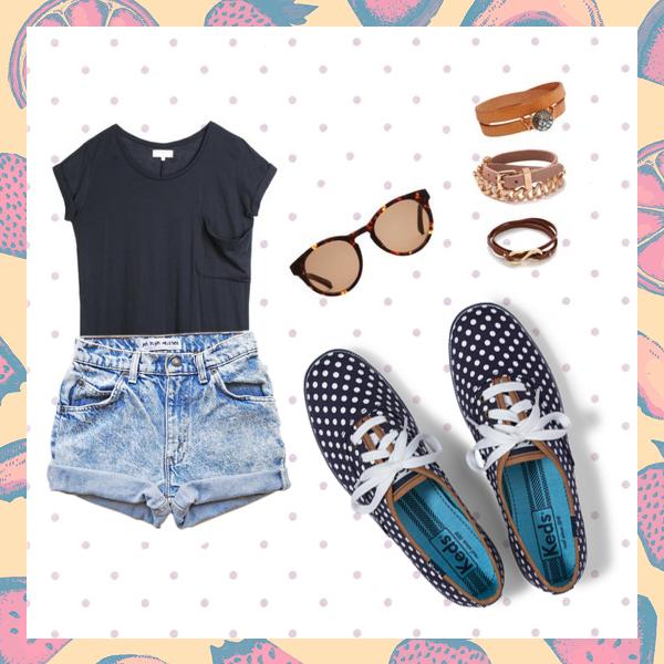 Un outfit para tus días de sol
