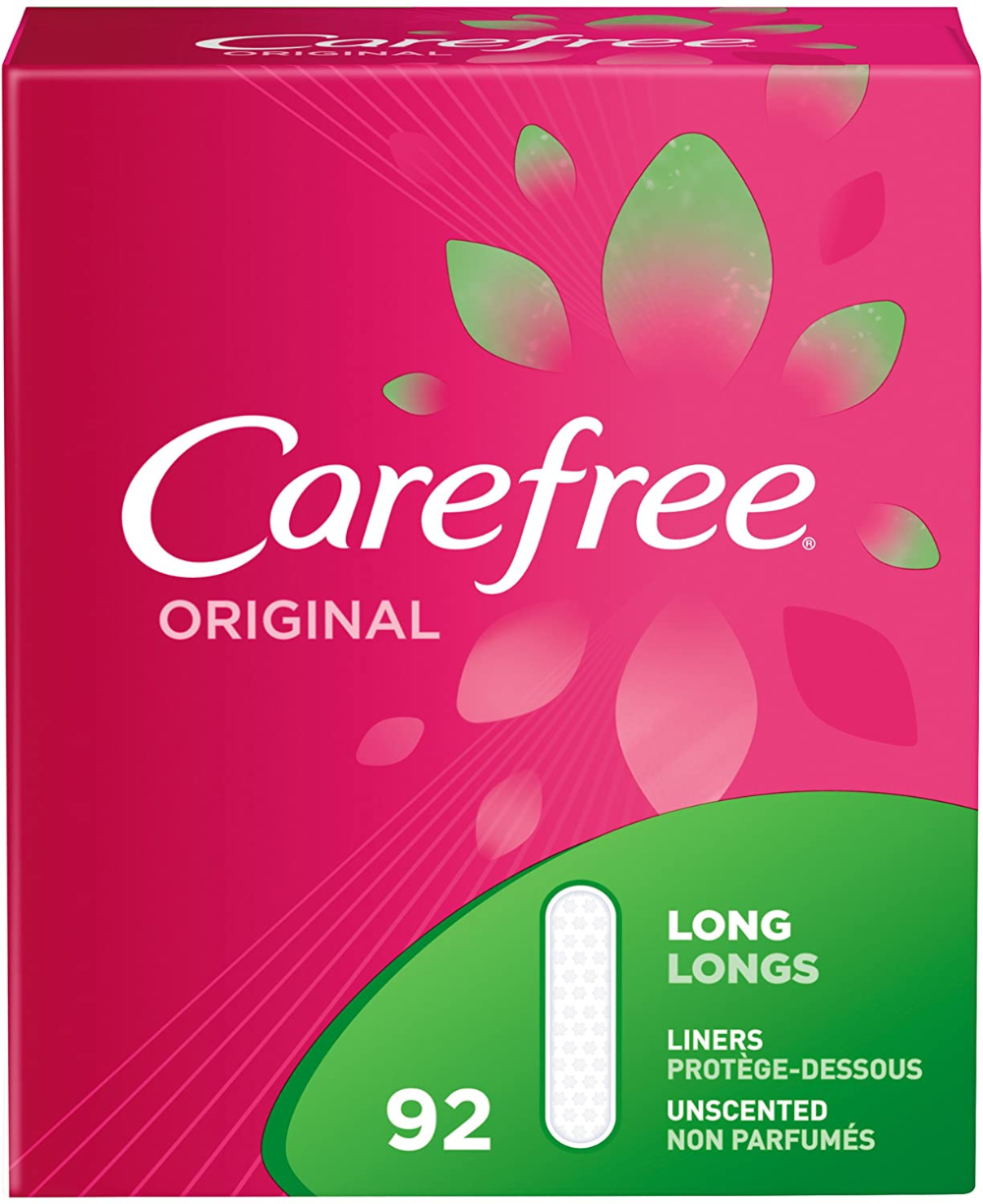 Carefree Original Thin Panty Liners