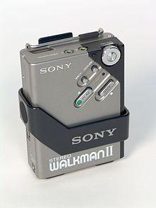 Erster Walkman