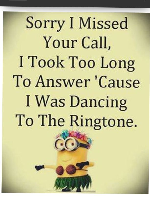Thats how i ignore people calling, i put an amazing ringtone