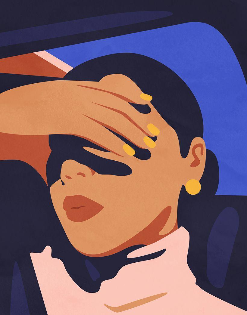Teoría del color, intuición y algunas mujeres inspiradoras | Blog | Domestika #illustrationart
