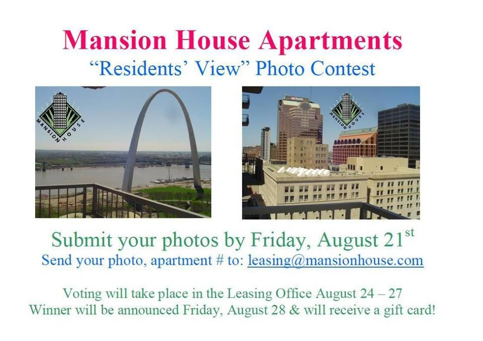 Pin By Mansion House On Mansion House Apartments Residents Views