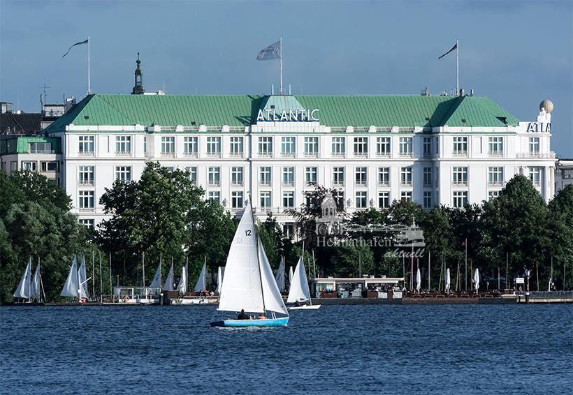 Der Stadt Hamburg segeln mitten in der stadt das ist hamburg heimathafen aktuell