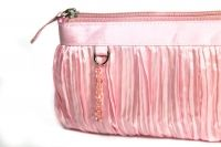 hint of #pink #clutch #purse - ewith beautiful #beading detail http://bewitched-accessories.co.uk/product/clutch-purse