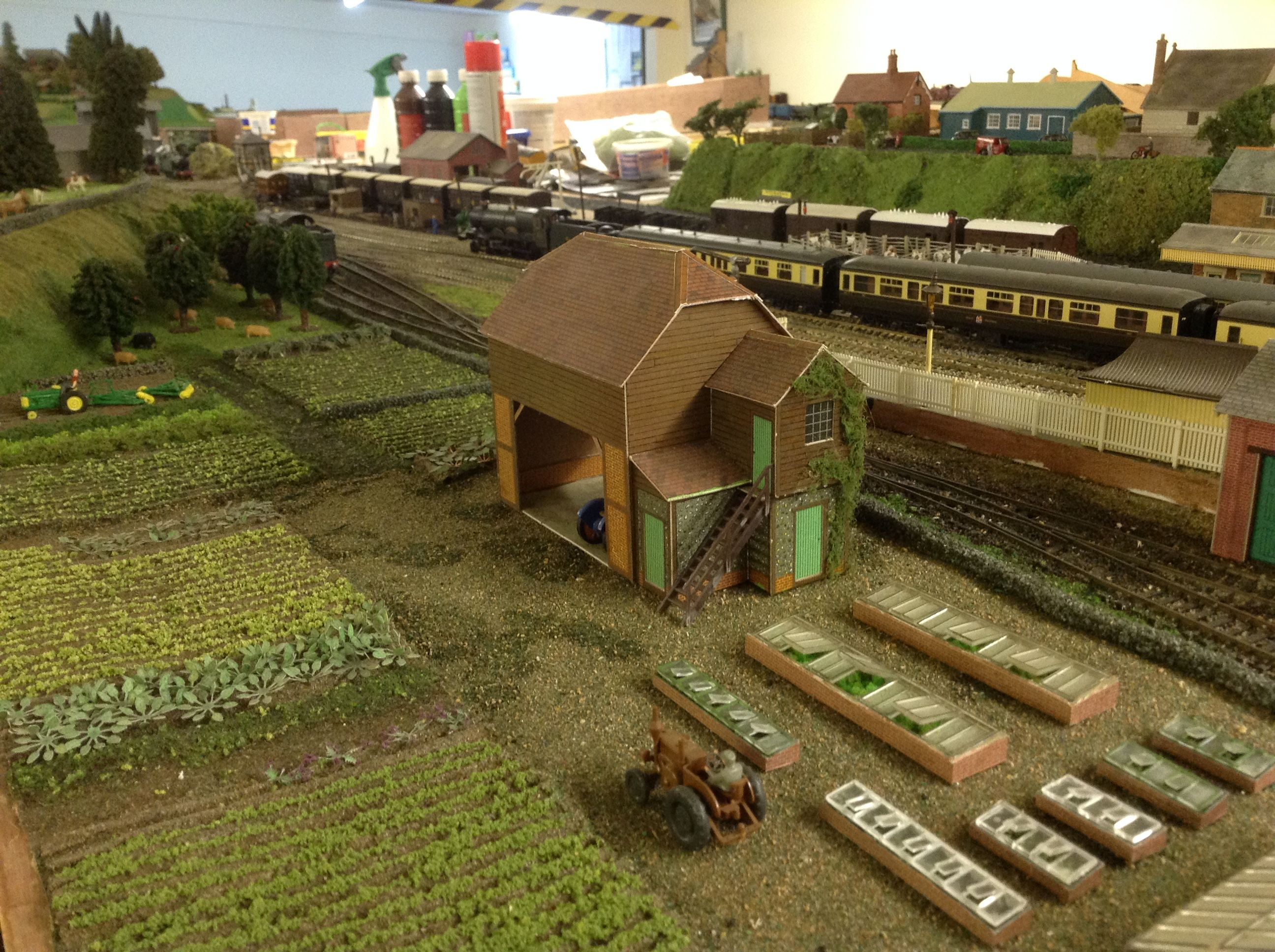 the market garden barn aspire ts and models shop layout model