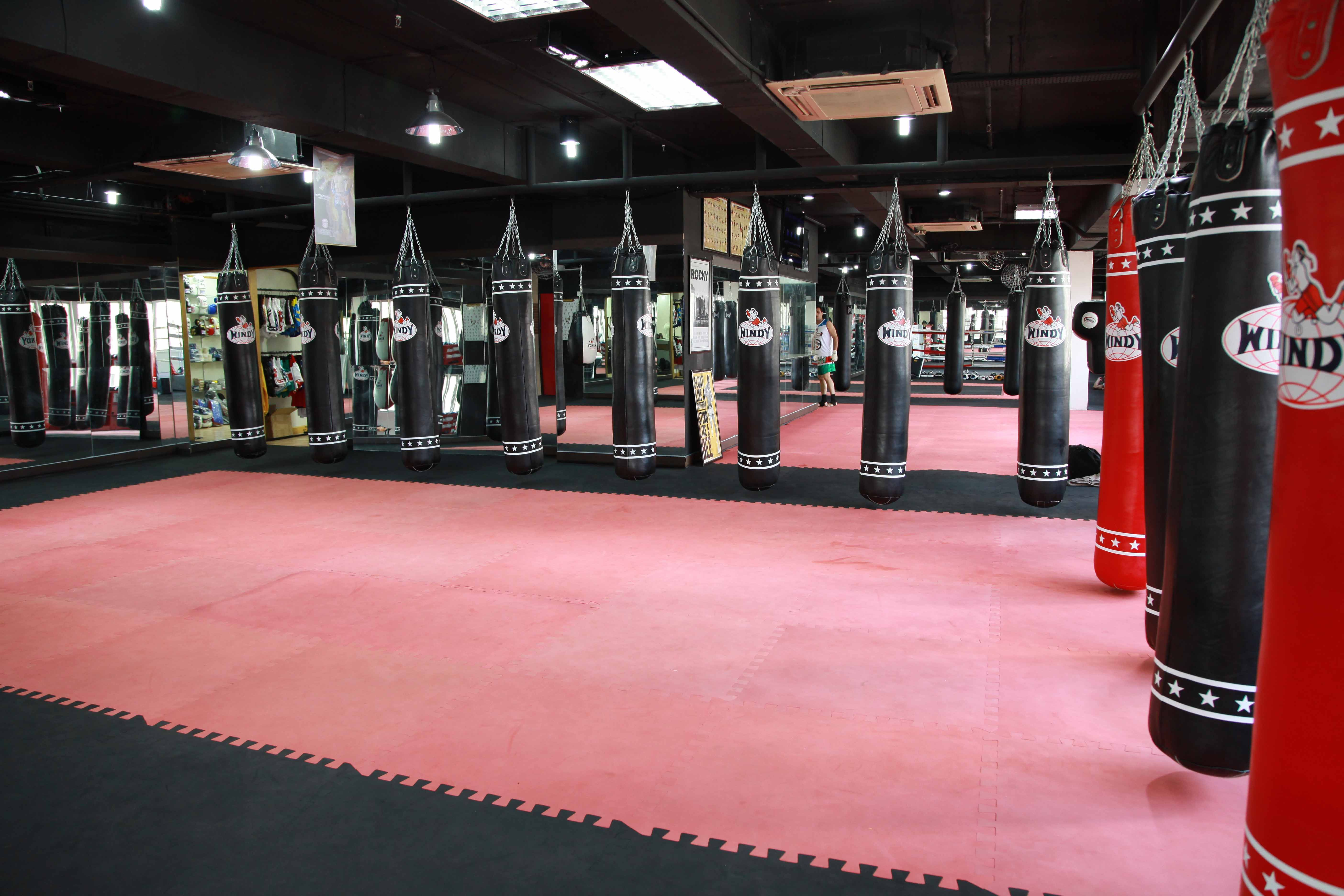 Garage converted into home mma gym by zebra mats youtube