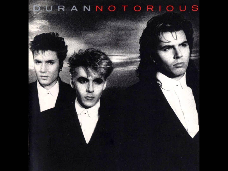 Duran Duran Notorious Full Album Con Imagenes Portadas De