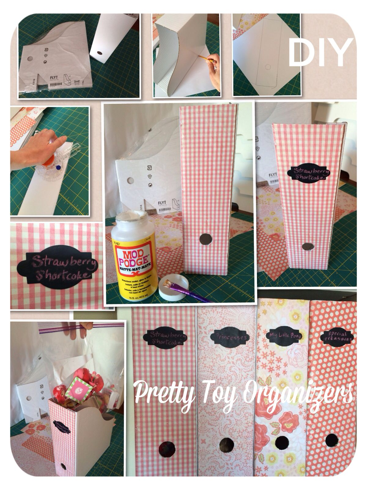 Ikea Box Holder Ikea Flyt Magazine Holders Get An Easy Makeover With Scrapbook