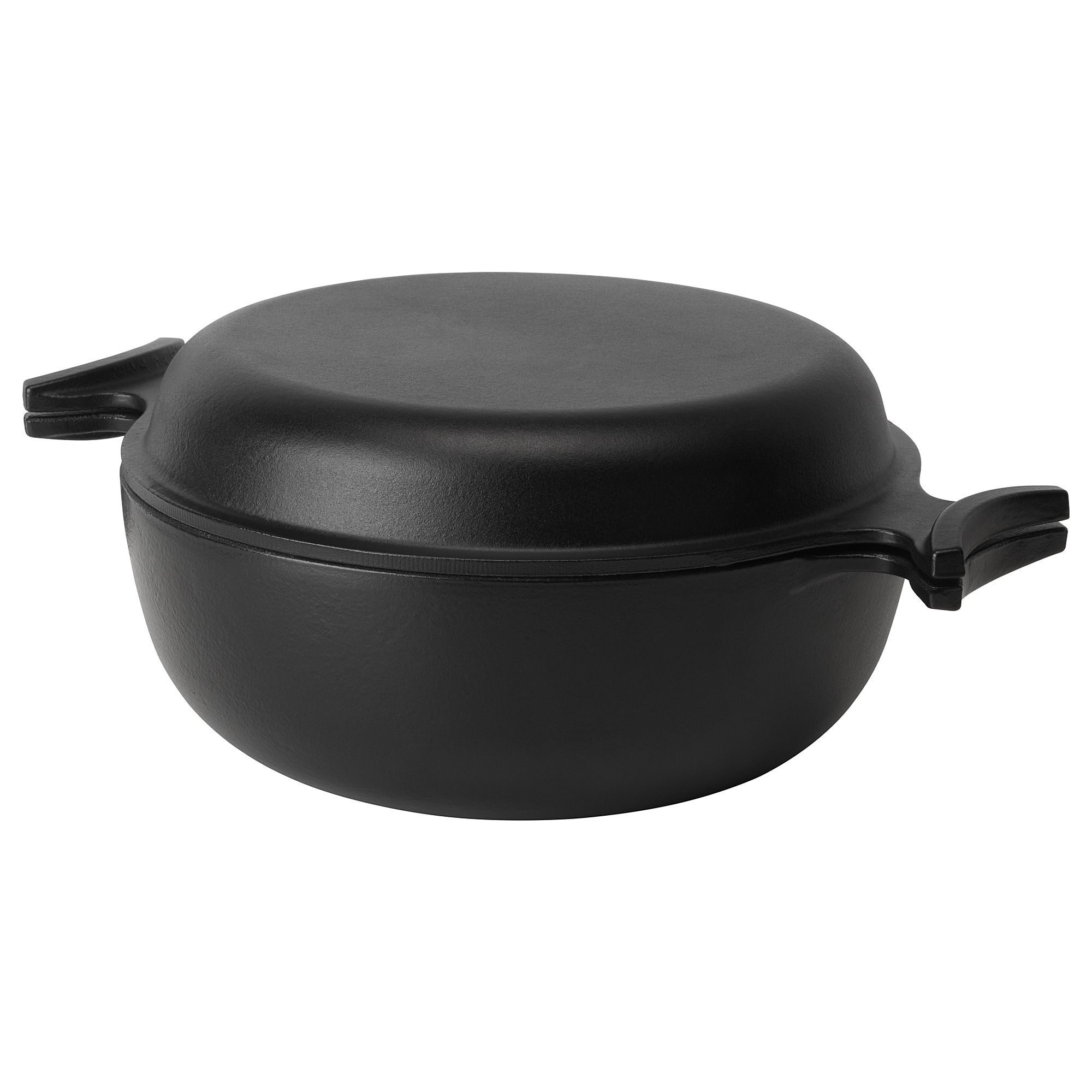Överallt Pot With Lid Black In 2019 Ikea Gl Cooktop