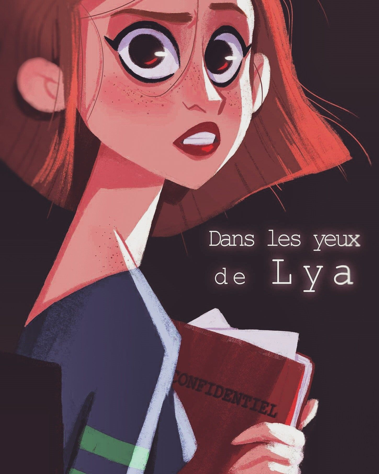 ArtStation - in lya\'s eyes, Justine Cunha | characters | Pinterest ...