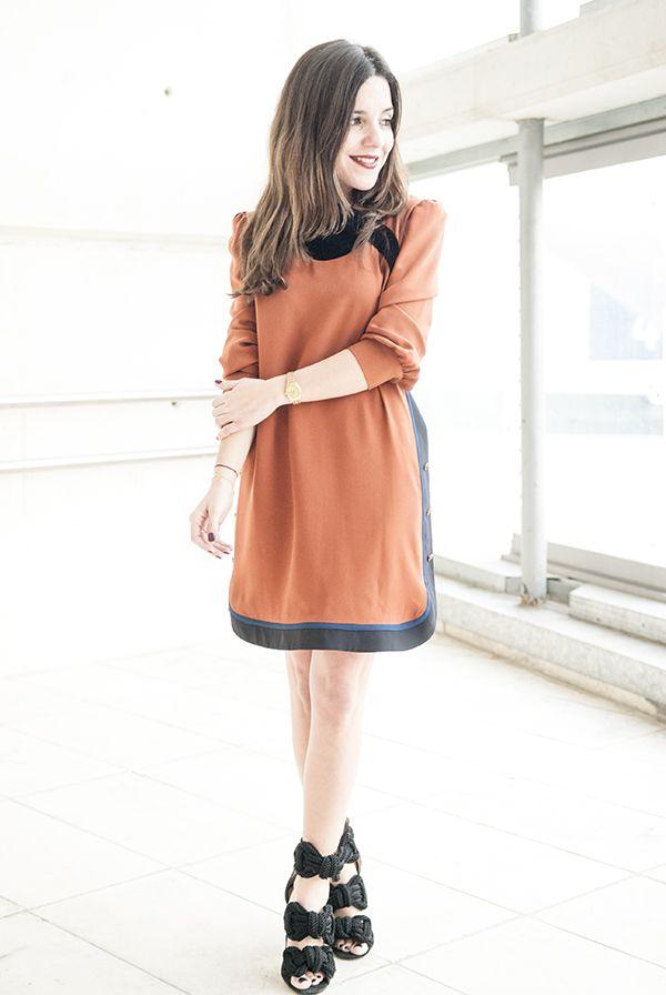 Dress by Miguel Palacio