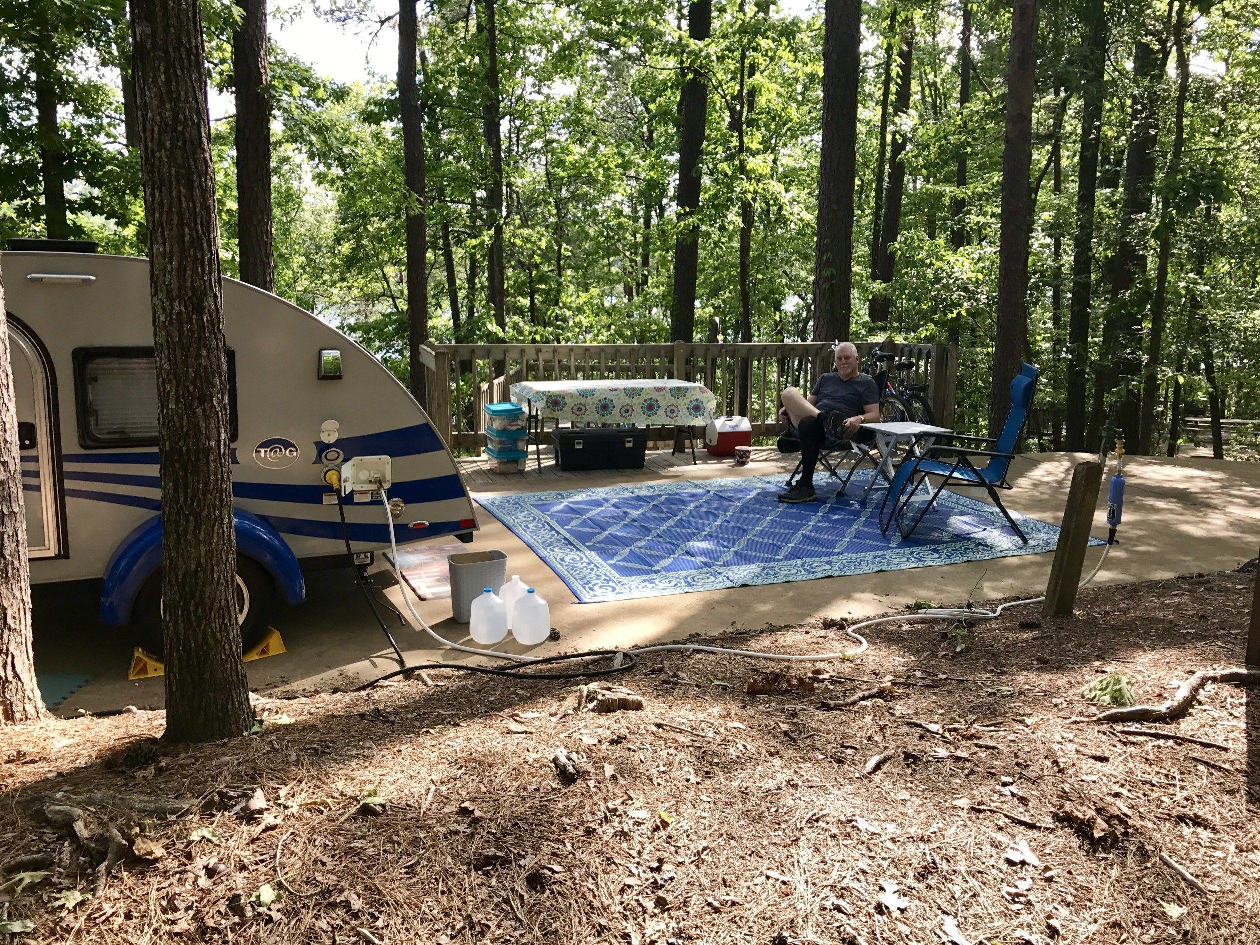 Deer lick camping alabama tuscaloosa