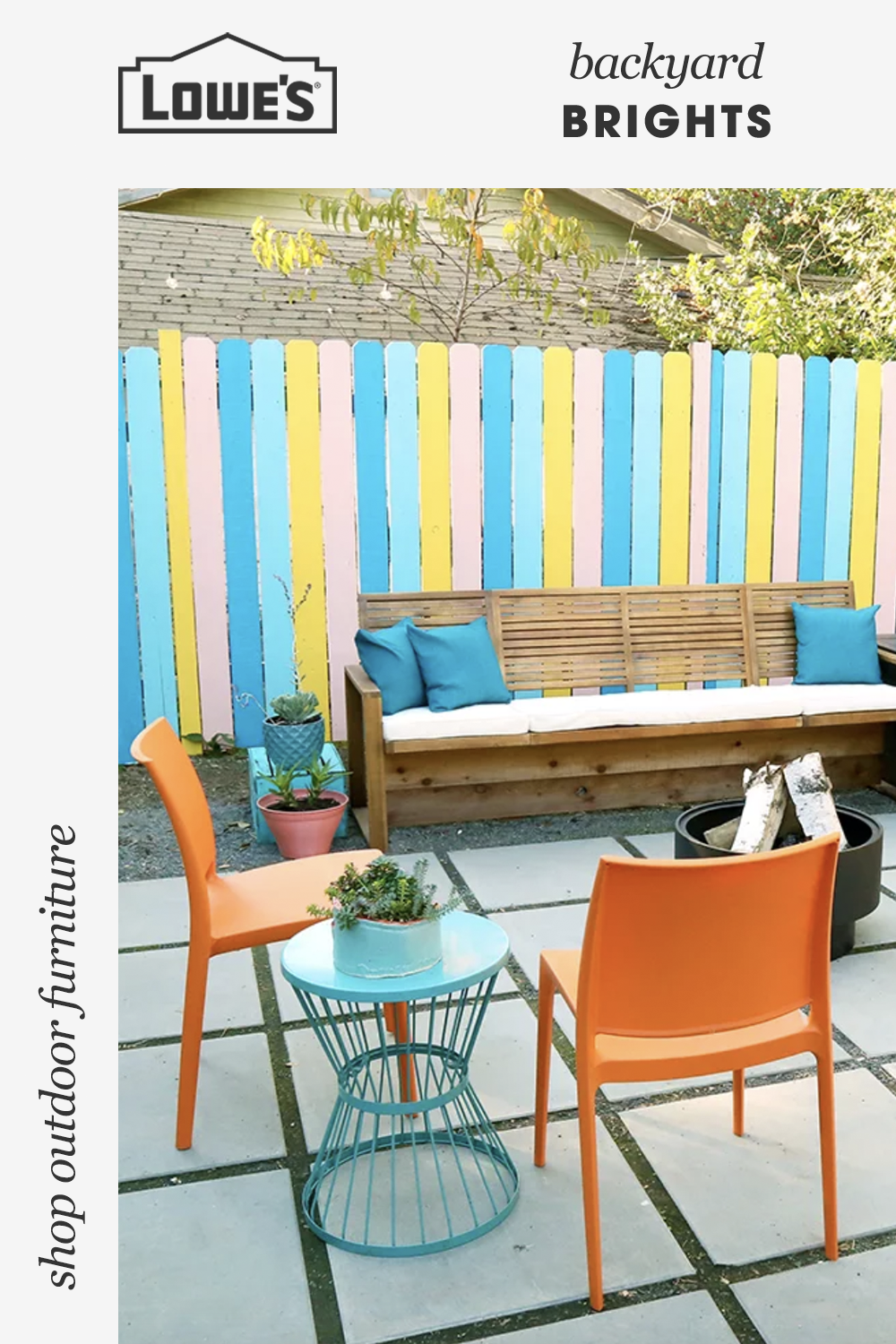 explore outdoor furniture for every