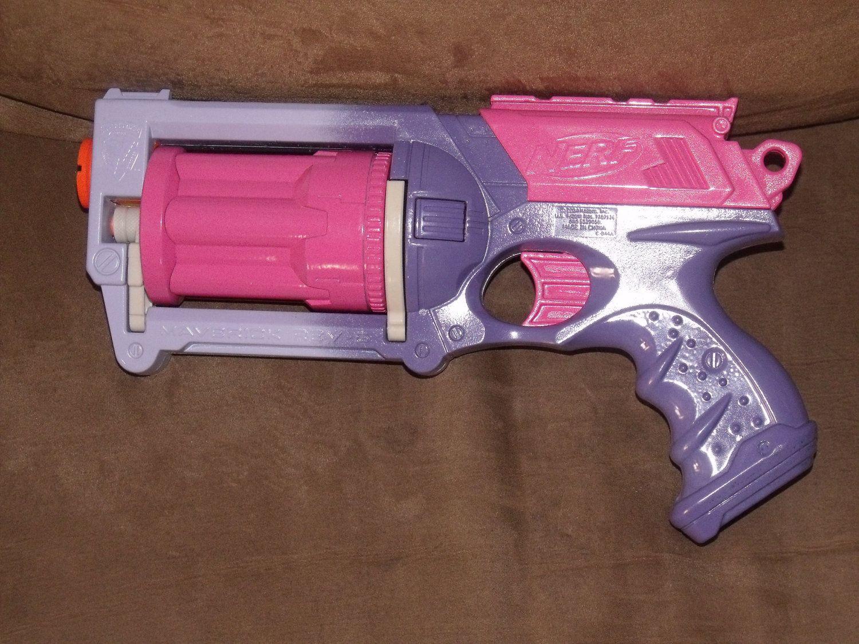 Pink & purple!