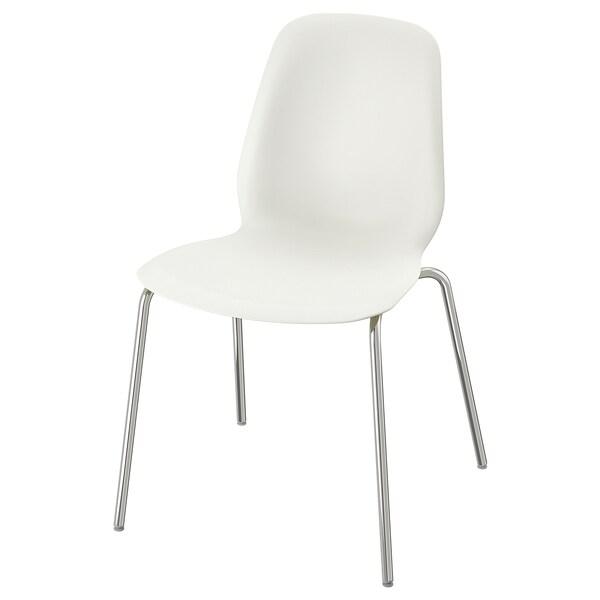 Ikea Stuhl Weiß Kunststoff