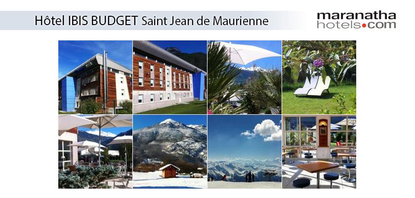 Hôtel Ibis Budget Saint Jean de Maurienne