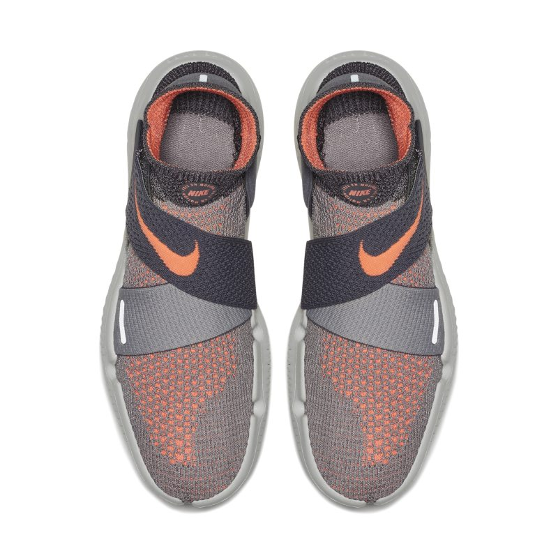 d265e6371761a Nike Free RN Motion Flyknit 2018 Women s Running Shoe - Grey ...