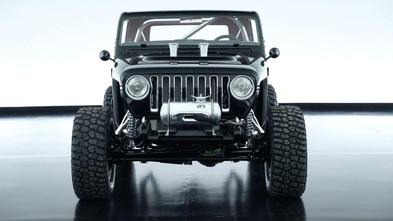 Jeep Quicksand With A 392 Hemi V8 Jeep Hemi Jeep Suv