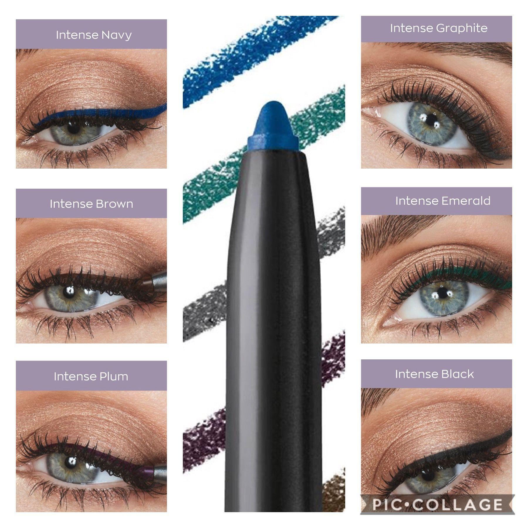 Eyeliner Powerstay nel 2020 Eyeliner, Avon, Rimmel
