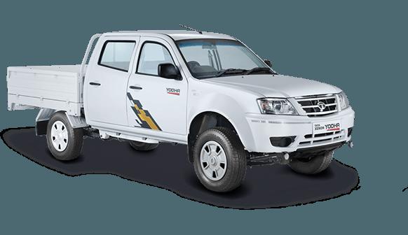 TATA Yodha Pickup truck Vehicle is a high performance