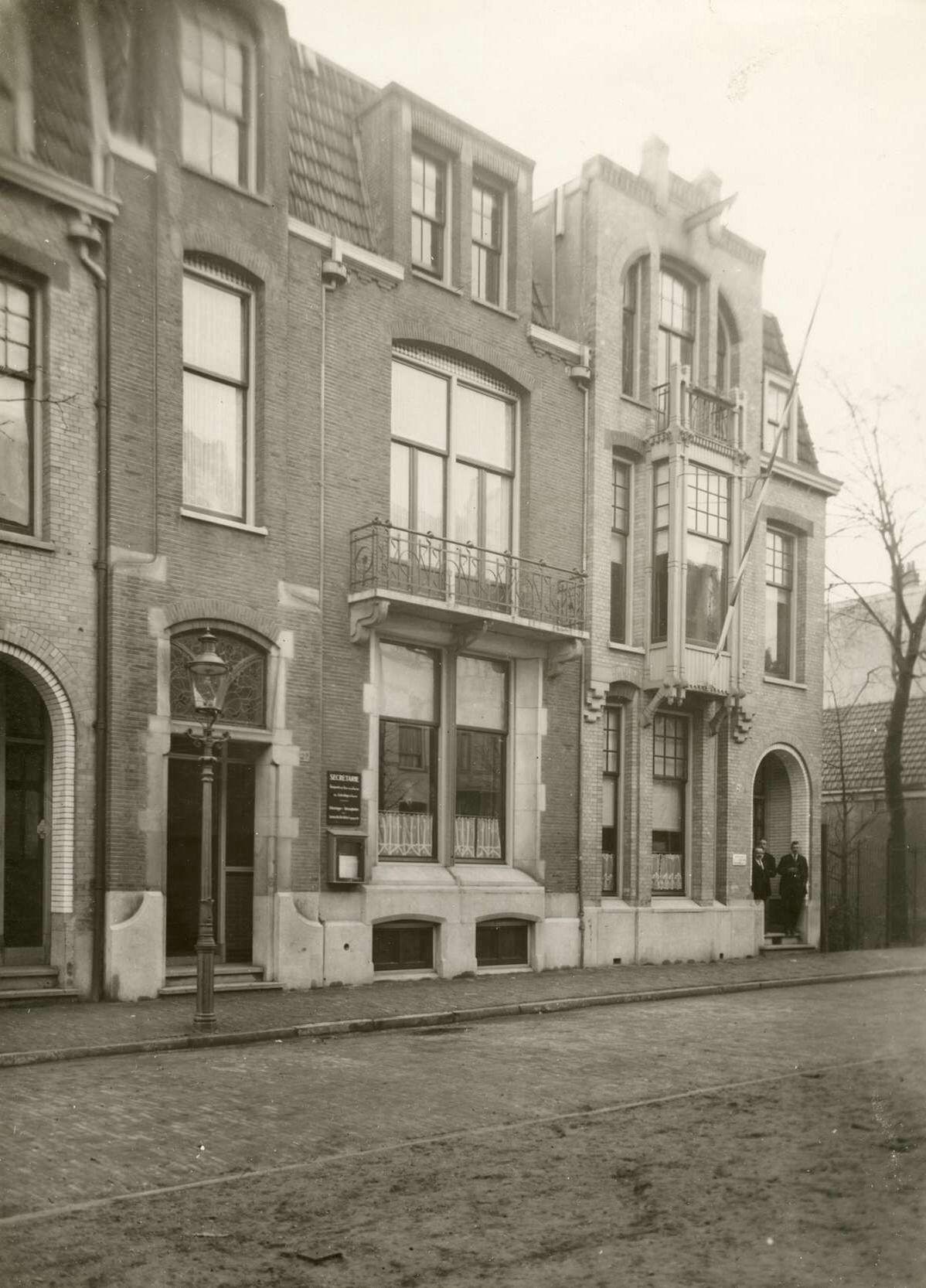 Het dorp watergraafsmeer wordt per 1 januari 1921 bij de for Funda amsterdam watergraafsmeer
