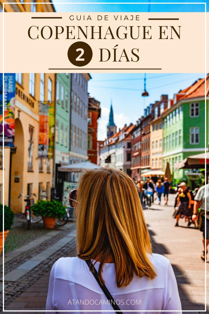 Itinerario De Viaje De Copenhague En 2 Días Lo Mejor Que Hacer Y Los Lugares Que Ver En Copenhague Guia De Viaje Copenhague Copenhague Dinamarca