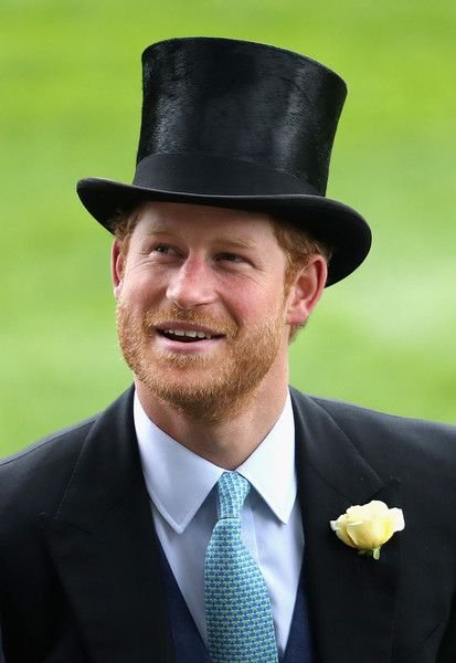 Prince Harry Photos - Royal Ascot - Day 1 - Zimbio