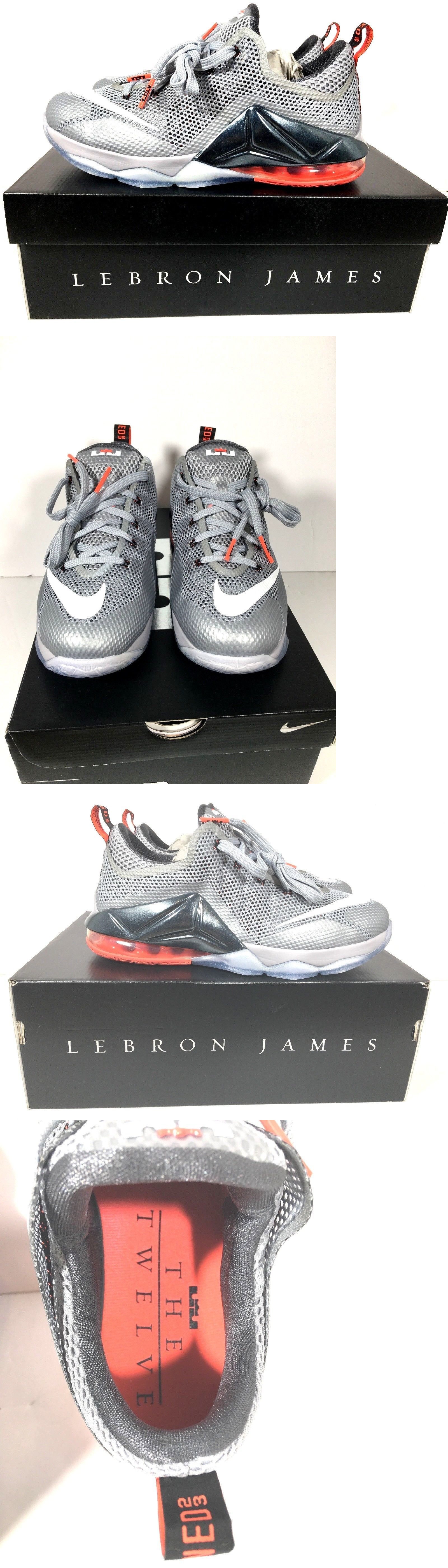 more photos 31307 3982b Boys Shoes 57929  Nike Lebron Xii Low (Gs) Boy S Basketball Shoes 744547  014 Size 7Y -  BUY IT NOW ONLY   36 on  eBay  shoes  lebron  basketball