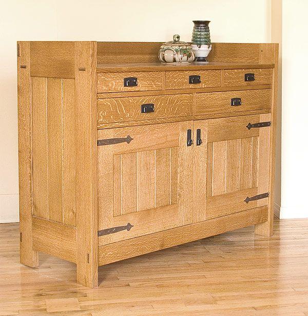 quarter sawn white oak kitchen cabinets - Google Search ...
