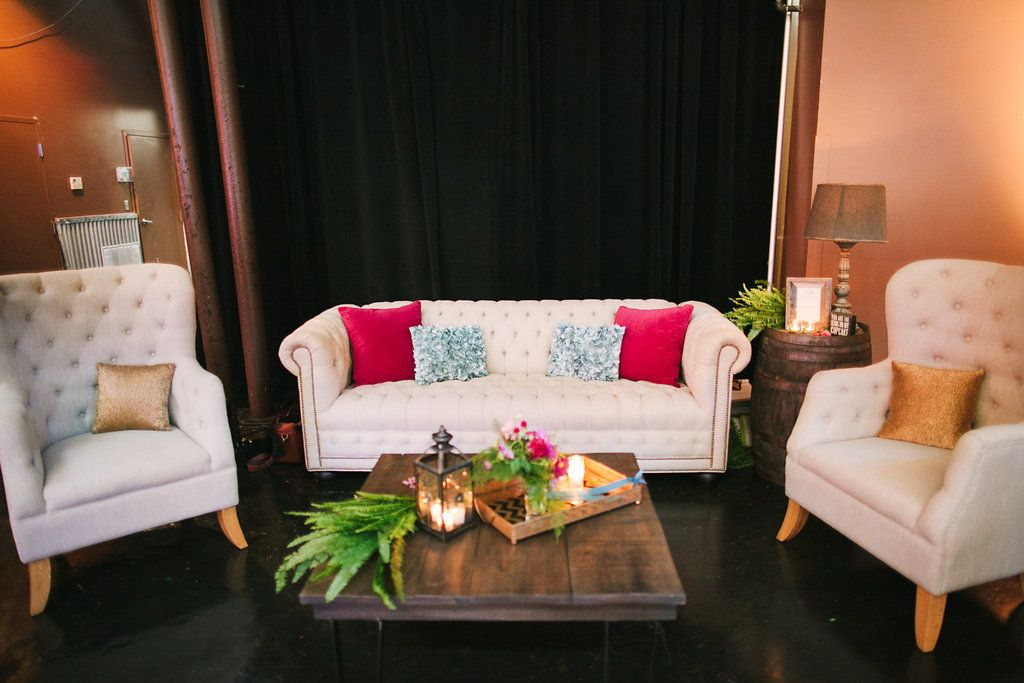 Chancey Charm And Atlanta Area Vendors Came Together For A Stunning Wedding At King Plow Arts Center