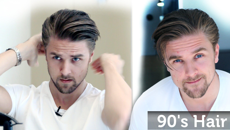 Men S 90 S Hairstyle Inspiration Wavy Bangs Wavy Bangs 90s Hairstyles Mens Hairstyles