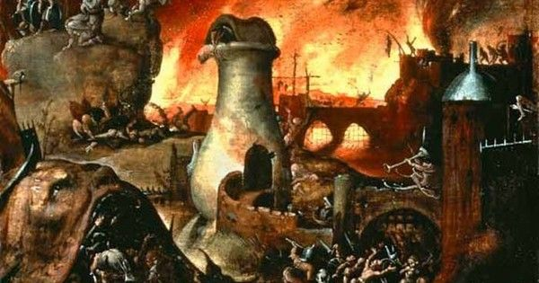 Most Think Renaissance Art Is Beautiful...Til They See The Depictions Of Hell