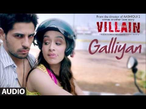 Ek Villain | Galliyan| Full Song| Instrumental | Piano