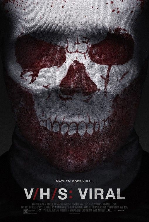 V H S Viral Movie Poster 2014 Filmes De Terror Filmes Posteres