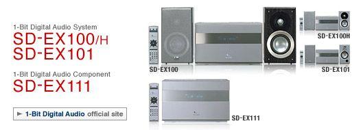 SD-EX100/H SD-EX101 and SD-EX111