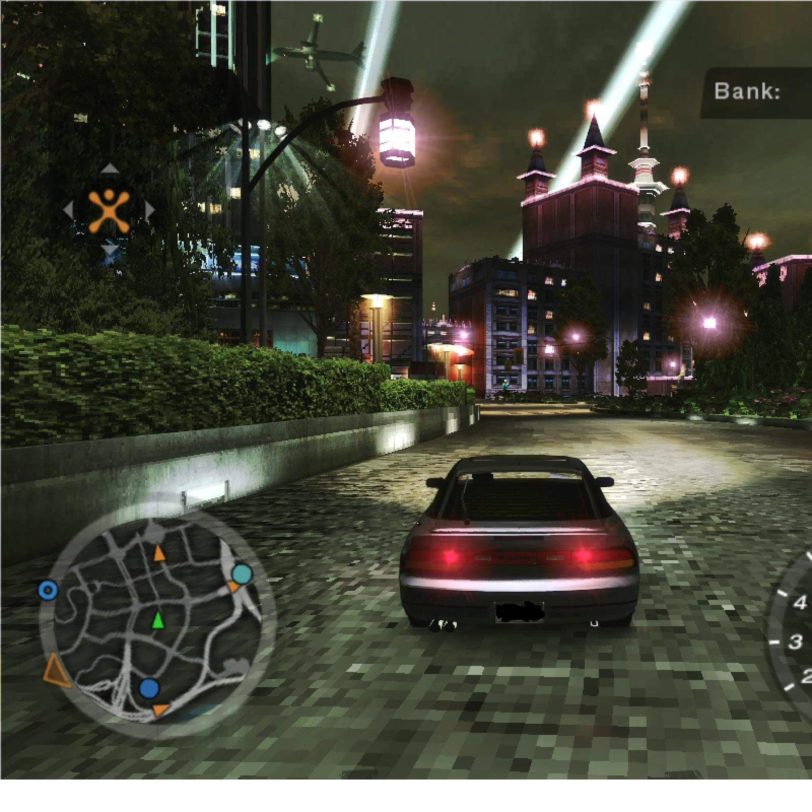 Saw the post about NFSU2 made me start up a new game