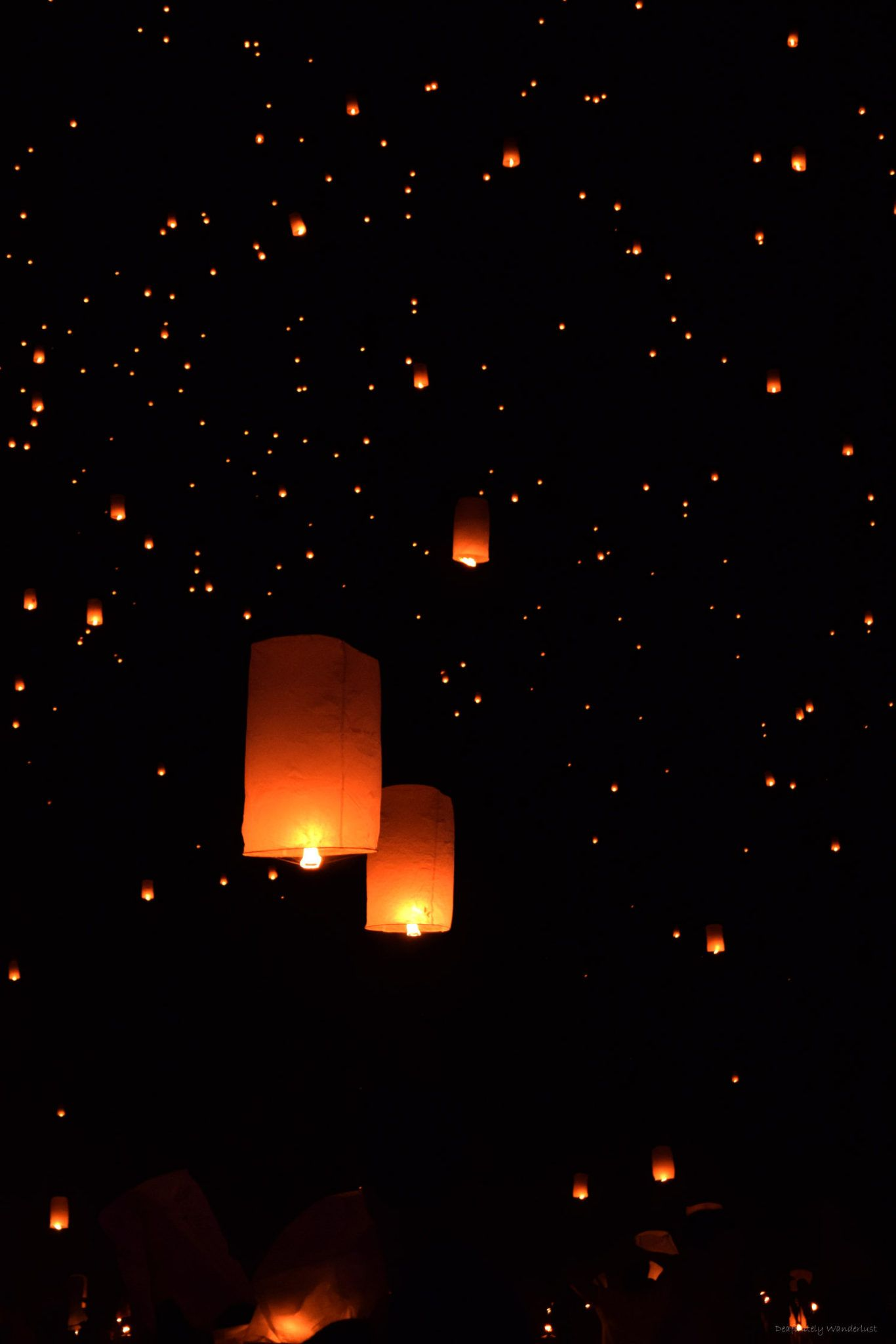 Sky Lanterns Wallpaper Iphone What You Need To Know Before Visiting Rise Lantern