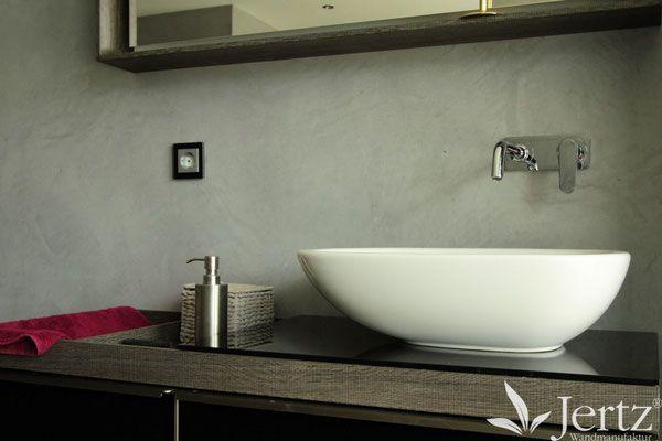 Badezimmer Wandgestaltung ~ Moderne fugenlose badezimmer wandgestaltung fugenlose badezimmer
