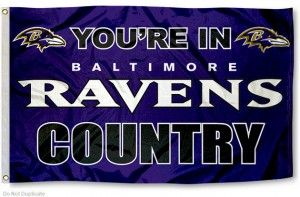 If you're seen in anything other than Purple and Black, you'll be immediately escorted to the MD State line. See ya!