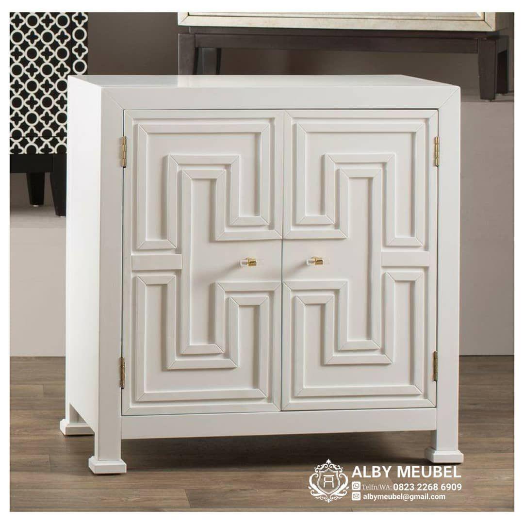 Bedside Model Minimalis Modern Mewah Cocok Untuk Di Sandingkan Dengan Tempat Tidur Anda Accent Doors Accent Cabinet Modern Furniture Living Room