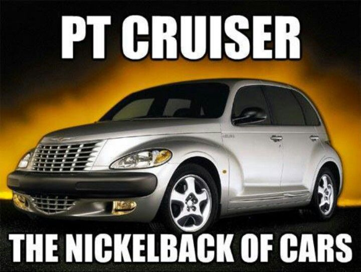 pt cruisers suck