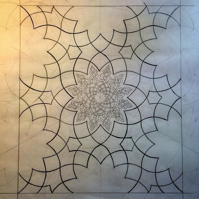 نتيجة بحث الصور عن ‪free cad drawing of arabic pattern‬‏