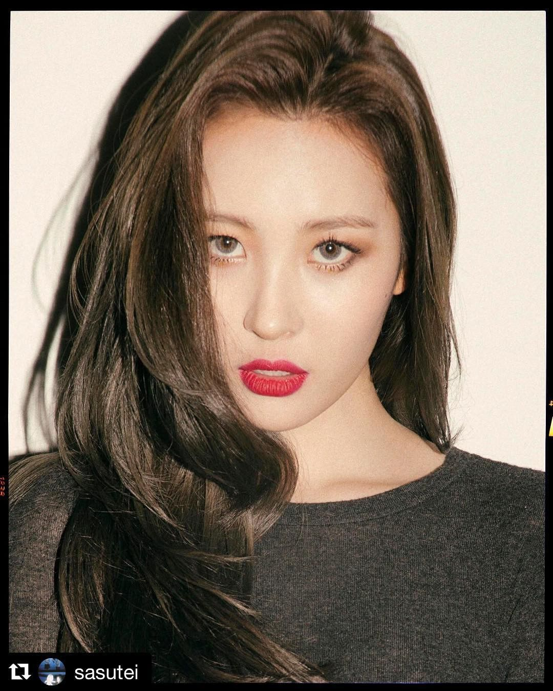 Pin by Taemoonえク園 on ∆ Sunmi ∆ Girl, Beauty inspiration