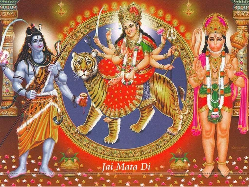 download latest maa durga wallpaper full size 4k hd images