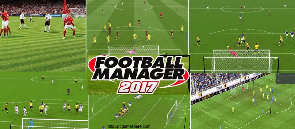 Football Manager 2017 Free Download Is A Simulation Football Video Game Sports Interactive Developed Football Football Manager Football Video Games Football