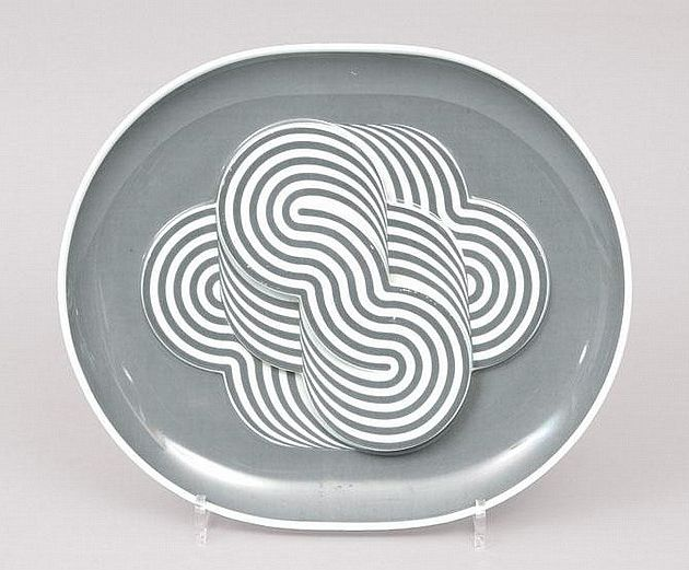 A celebration of plate design, five days a week.