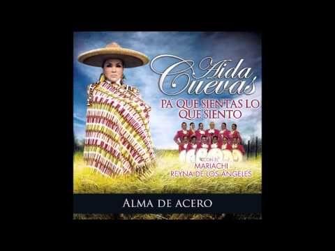 Aida Cuevas - Popurrí: ¡Viva mi México! - YouTube